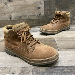 Timberland Brown Leather Hiking boots Women's 7.5